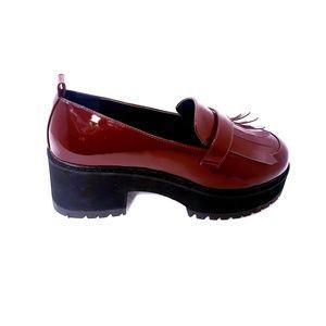 ASOS Chunky Heel Loafer